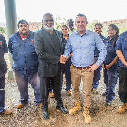 Murujuga tourism plans get State Government funding boost